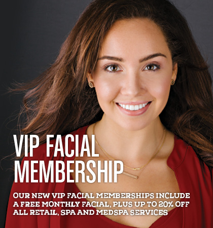 VIP Facial Membership